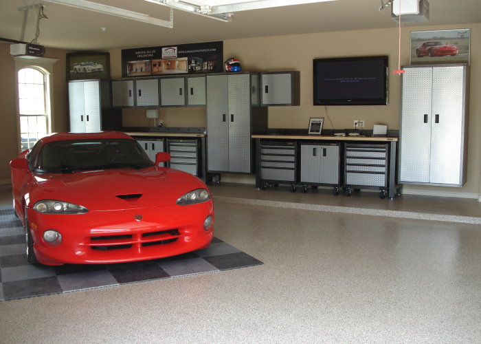Maximize your garage potential garage innovations for Maximize garage storage