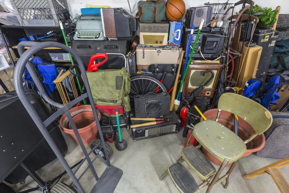 Garage winter prep